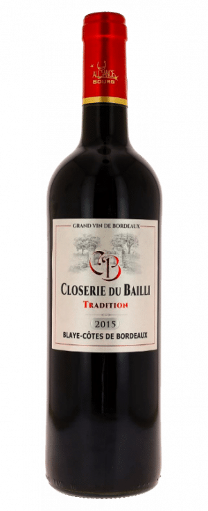 Closerie du Bailli Tradition 2015