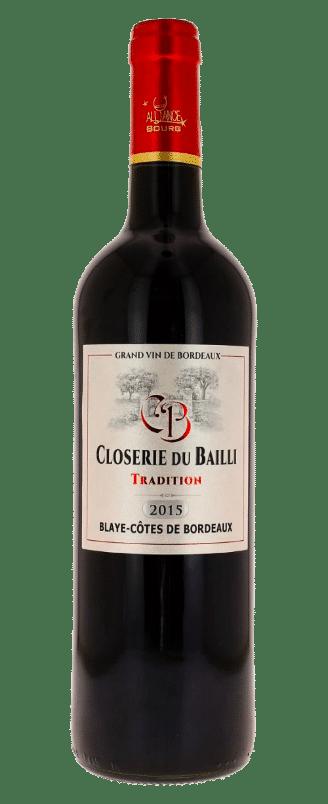 Closerie du Bailli Tradition 2015